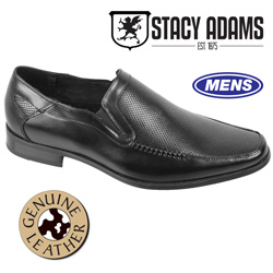 Stacy Adams Sterling Slip-Ons  Model# 24812-001