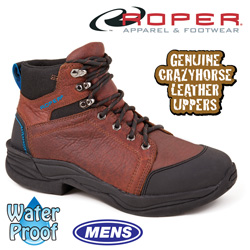 Roper Waterproof Boots  Model# 09-020-0376-0921BR