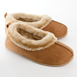 Sleigh Ride Slippers  Model# SLGHRD