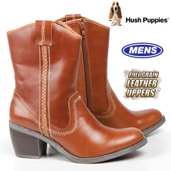 Hush Puppies Waterproof Boots - Tan  Model# H506730