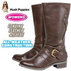 Hush Puppies Chamber Boot - Brown  Model# H507051