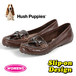 Hush Puppies Dalby Slip-Ons - Brown  Model# H506994