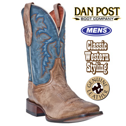 Dan Post Stockman Boots  Model# DP2987