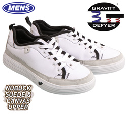 Gravity Defyer Arigato Shoes - White  Model# TB873W