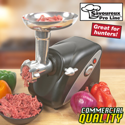 Savoureux Pro Line Meat Grinder&nbsp;&nbsp;Model#&nbsp;EH8804