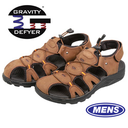 Gravity Defyer Karl Sandals  Model# TB895B