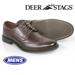 Deer Stags Providence Wing Tips  Model# PROVIDENCE