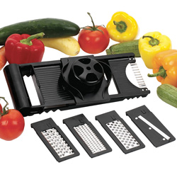 5-In-1 Mandoline Slicer  Model# TR-253-001