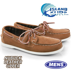 Island Surf Boat Shoes  Model# 11005TAF