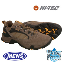 Hi-Tec Waterproof Hiking Shoes  Model# 40726