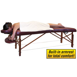 Deluxe Massage Table  Model# 55611