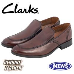 Clarks Kalden Loafers - Size: 8