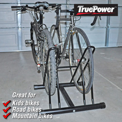 2-in-1 Bike Rack&nbsp;&nbsp;Model#&nbsp;40-8358