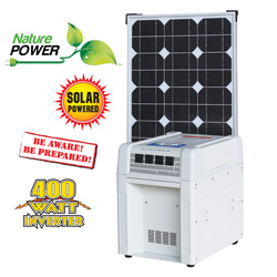 400 Watt Solar Home/RV Kit&nbsp;&nbsp;Model#&nbsp;40404KIT