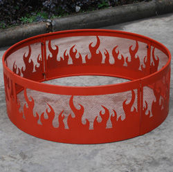 Flame Fire Ring  Model# FR-018