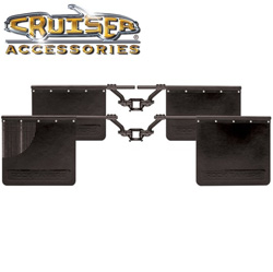 Rock Tamers Mudflap System  Model# 00105