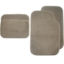 4Pc Carpet Mat 150  Model# 19-1503
