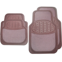 4Pc Rubber Mat 230  Model# 19-2301