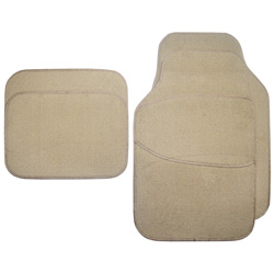 4Pc Carpet Mat 300  Model# 19-3003