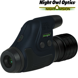 3X Monocular w/Grip  Model# NONM3X-G