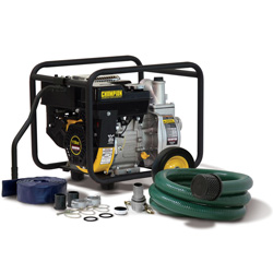 2 Inch Water Pump With Hose Kit  Model# 64022