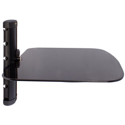 Single Shelf AV Wall Mount&nbsp;&nbsp;Model#&nbsp;DS-B1