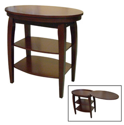 Magazine Table - Cherry  Model# H-136