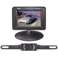Pyle Rearview Wireless Camera System&nbsp;&nbsp;Model#&nbsp;PLCM34WIR