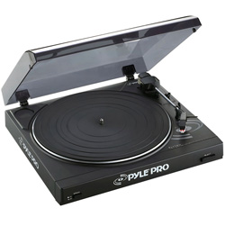 Pyle Belt Drive Turntable w/USB&nbsp;&nbsp;Model#&nbsp;PLTTB2U