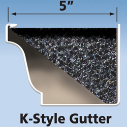 GutterStuff® Foam Filter  Model# GS1000108