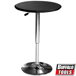 25in Diam Adj Height Table  Model# ATABLE