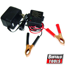 2 Piece Auto Float Charger  Model# BFC12-2