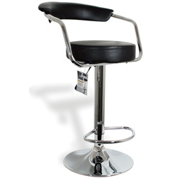 2 Pack Padded Stool with Back  Model# BS1060BSET