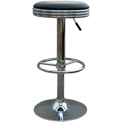 Soda Fountain Bar Stool  Model# BS1208