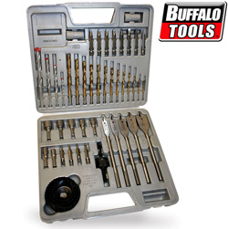 48 Piece Drill & Bit Set  Model# DBS50