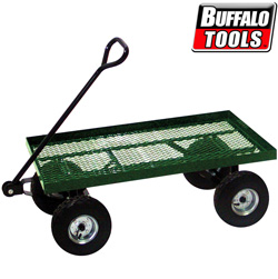 36x18 Inch Flatbed Cart  Model# HDTFLATB