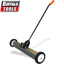 30 Inch Roll Magnetic Sweeper&nbsp;&nbsp;Model#&nbsp;MPSWEEP