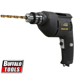 3/8 Inch Electric VSR Drill  Model# PS07216