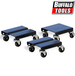 Steel Snowmobile Dolly Set  Model# SMDOLLY