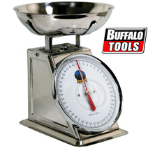 44 Pound Stainless Dial Scale  Model# SSDSCALE