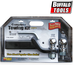 Receiver Hitch Towing Kit  Model# TBMKIT