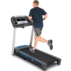 Horizon Fitness Treadmill  Model# T101