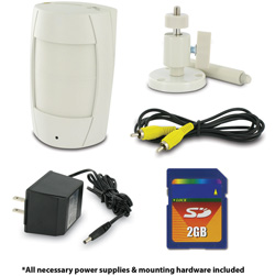 Security DVR with Surveillance Camera  Model# PI1000