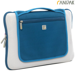 14 Inch Neoprene Laptop Sleeve  Model# S0033BL