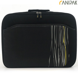 16in Laptop Bag Twill  Model# S0135BK-RB