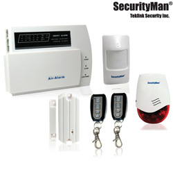 Wireless Home Alarm System&nbsp;&nbsp;Model#&nbsp;Air-Alarm1