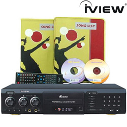 50K Karaoke Player with Song Books and Discs&nbsp;&nbsp;Model#&nbsp;2000Kll