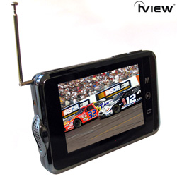 3.5 Inch Portable TV  Model# 350PTV