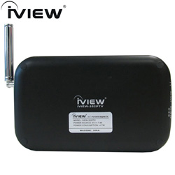 3.5 Inch Portable TV  Model# 352PTV