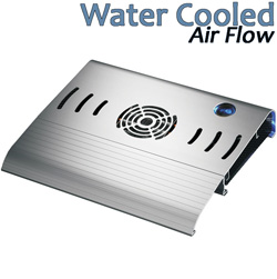 Cool Air Water Cooled Notebook Stand  Model# 7424
